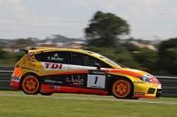 WTCC-Curitiba: Les Seat cartonnent aux essais !
