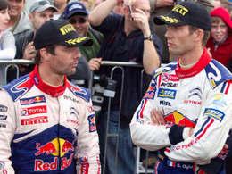 WRC : Ogier signe avec Citroën jusqu'en 2013, Loeb confirme seulement 2011