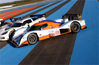 Aston Martin LMP1: les 1ères photos