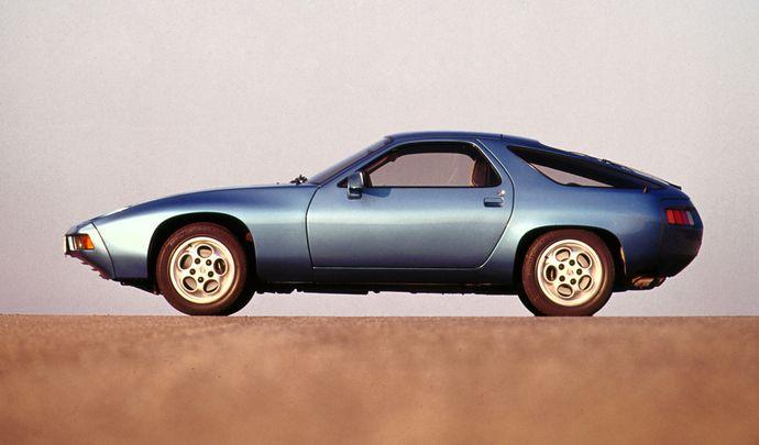 Porsche : le retour de la 928 ?