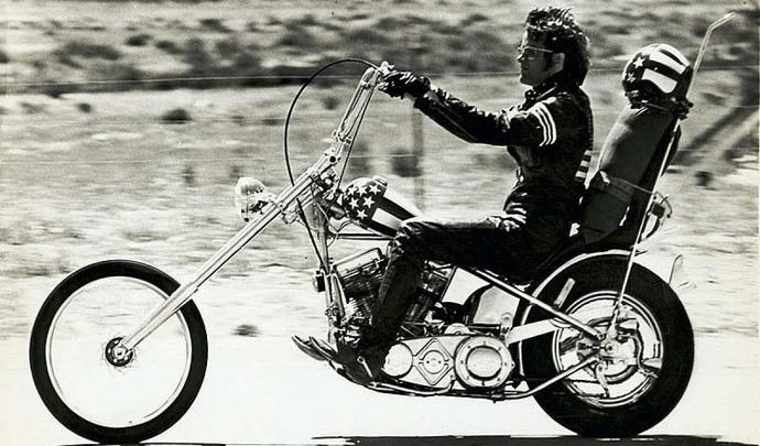 La moto de Peter Fonda dans Easy Rider est à vendre!