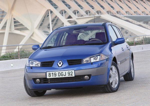 Renault Mégane II : offrez-vous une star de l'occasion
