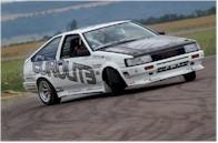 Toyota Trueno AE86 100% Drift