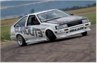 toyota trueno ae86 100 drift. Black Bedroom Furniture Sets. Home Design Ideas