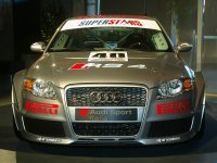 Audi RS4 : à la recherche de la nouvelle superstar italienne ?