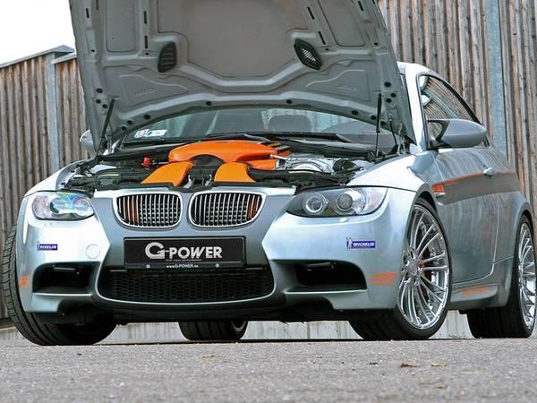 G-Power Hurricane 337 Edition, la M3 E92 la plus rapide du monde