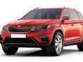 Futur SUV Skoda : comme ça ?