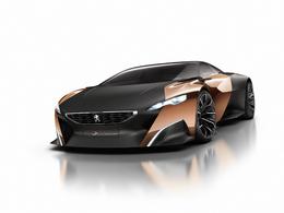 Mondial de Paris 2012 - Peugeot Onyx concept: un V8 hybride de plus de 600 ch!