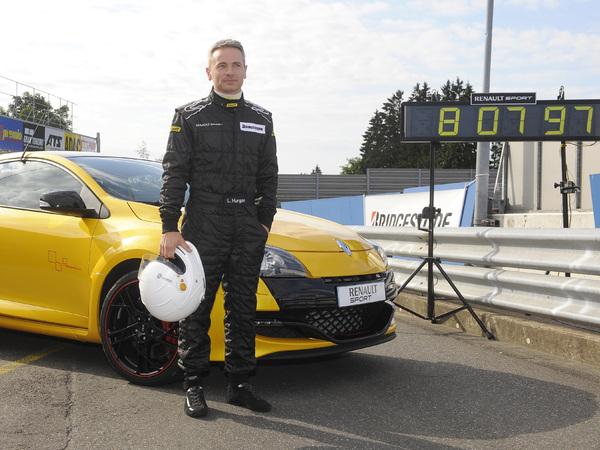Ring Folies : tout sur le record de la Renault Megane R.S Trophy
