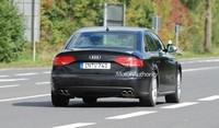 Future Audi S4 non camouflée