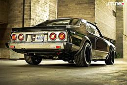 Nissan Skyline 2000 GT, pour les amateurs de préparation old school