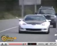 La vidéo du jour : future Corvette ZR-1 !