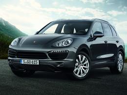 Mondial de Paris 2012 - Porsche Cayenne S Diesel: carrément 382 ch!
