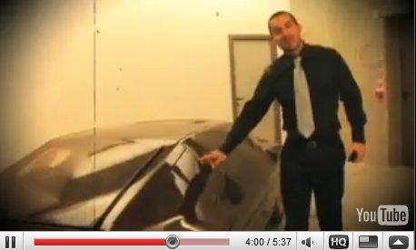 Bertone Project M : une supercar signée Jason Castriota