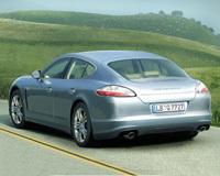 Porsche Panamera: un p'tit tour dans l'habitacle?