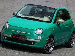 Fiat 500c Sardinia par Romeo Ferraris : traitement VIP à l'italienne