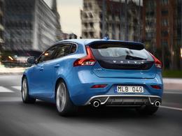 Mondial de Paris 2012 - Volvo V40 R-Design