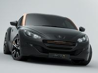 Mondial 2012 - Peugeot RCZ R concept : les 260 ch sont pour bientôt