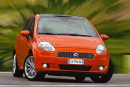 Fiat Grande Punto : elle arrive en occasion