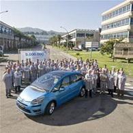 Citroën: 9 millions de véhicules produits dans l'usine de Vigo