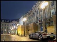 La photo du jour : Porsche Carrera GT
