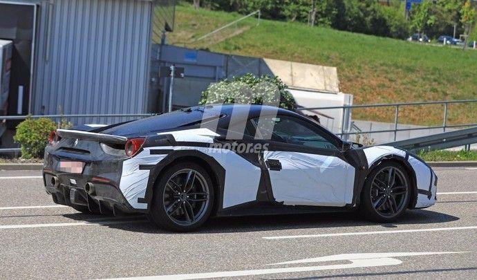Ferrari préparerait une 488 GTO