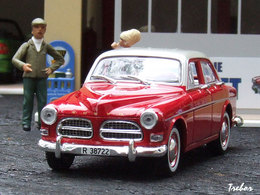 1/43ème - VOLVO Amazon 121