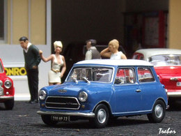 1/43ème - AUSTIN Mini Cooper S