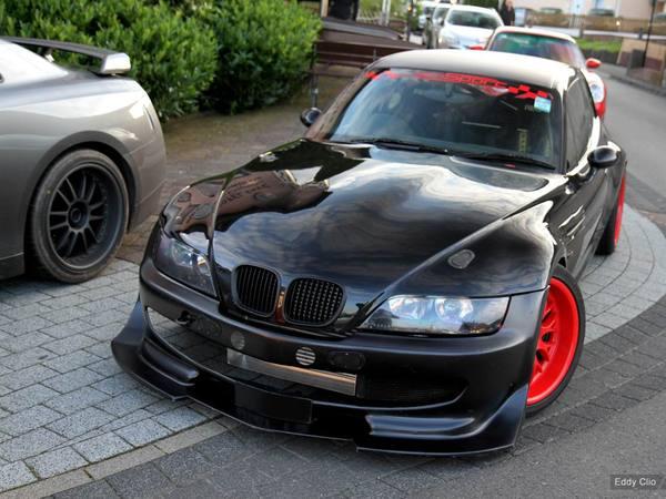 Photos Du Jour Bmw Z3m Coup 233 N 252 Rburgring