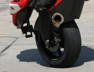 Desmosedici RR : 65 000 €uros sur la roue arrière