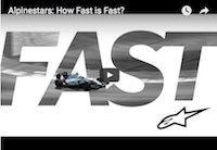 Alpinestars: How Fast is Fast? (vidéo)