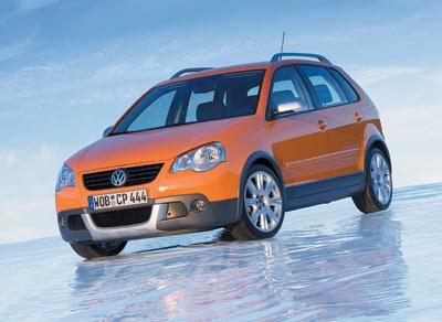 Volkswagen CrossPolo : le retour de la fourmi des champs