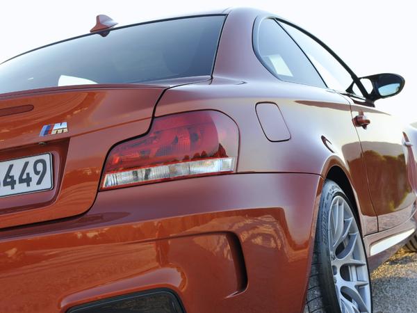 8'15'' pour la BMW Série 1 M sur le Nürburgring