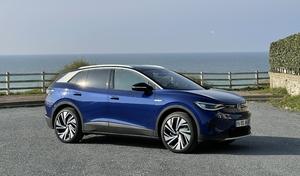 VW ID.4 et ID.3, meilleures ventes électriques du moment