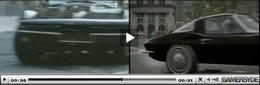 La vidéo du jour : Project Gotham Racing 4 – réel vs virtuel