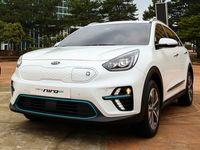 Mondial de Paris 2018 - Kia dévoile le Niro électrique