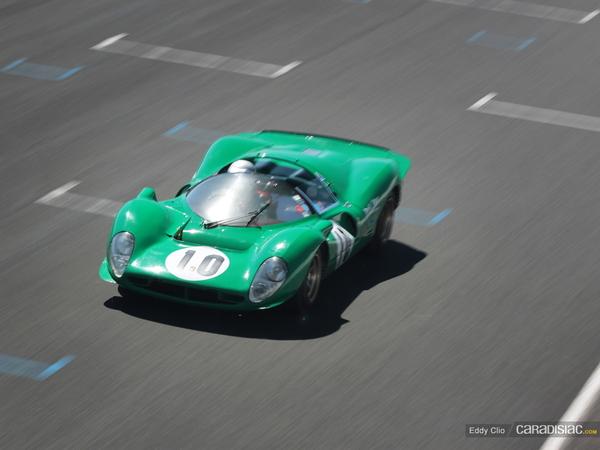 Photos du jour : Ferrari P4 (Sport et Collection)