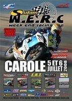 WERC 2008 : Le point sur le classement avant la manche de Carole