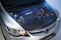 Nouvelle Honda Civic Hybrid