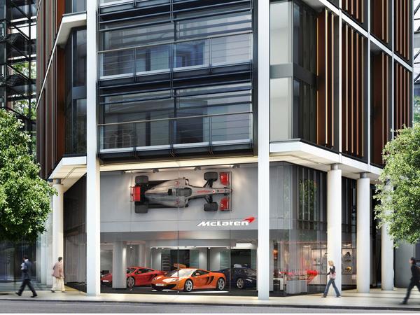 McLaren MP4-12C : la production 2011 déjà vendue