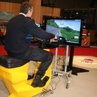 En direct du salon de la moto 2011: les animations.