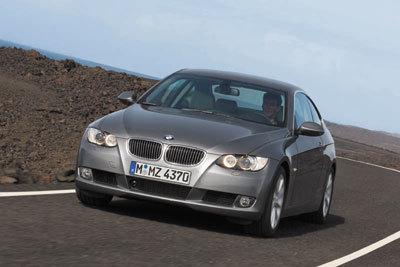 BMW Série 3 coupé : un modèle à part