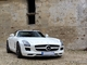 Photos du jour : Mercedes SLS Roadster
