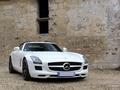 Photos du jour : Mercedes SLS Roadster