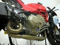 Ducati Desmosedici : Les entrailles de la bête…