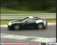 La vidéo du jour : future Ferrari Dino sur le Ring'