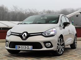 Marché français en mai 2015 : trois Peugeot derrière la Renault Clio