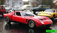 Miniature : Lamborghini Jota SVR de 1976
