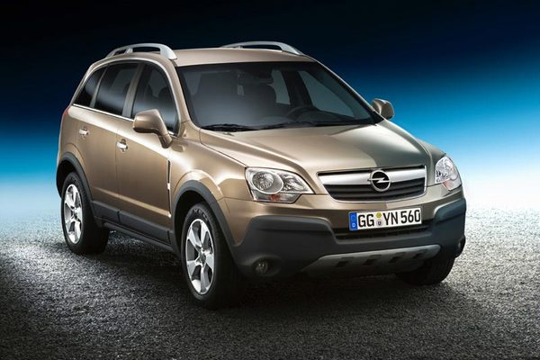 opel antara pr t pour l aventure. Black Bedroom Furniture Sets. Home Design Ideas
