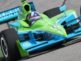 Franchitti remporte la course du Milwaukee